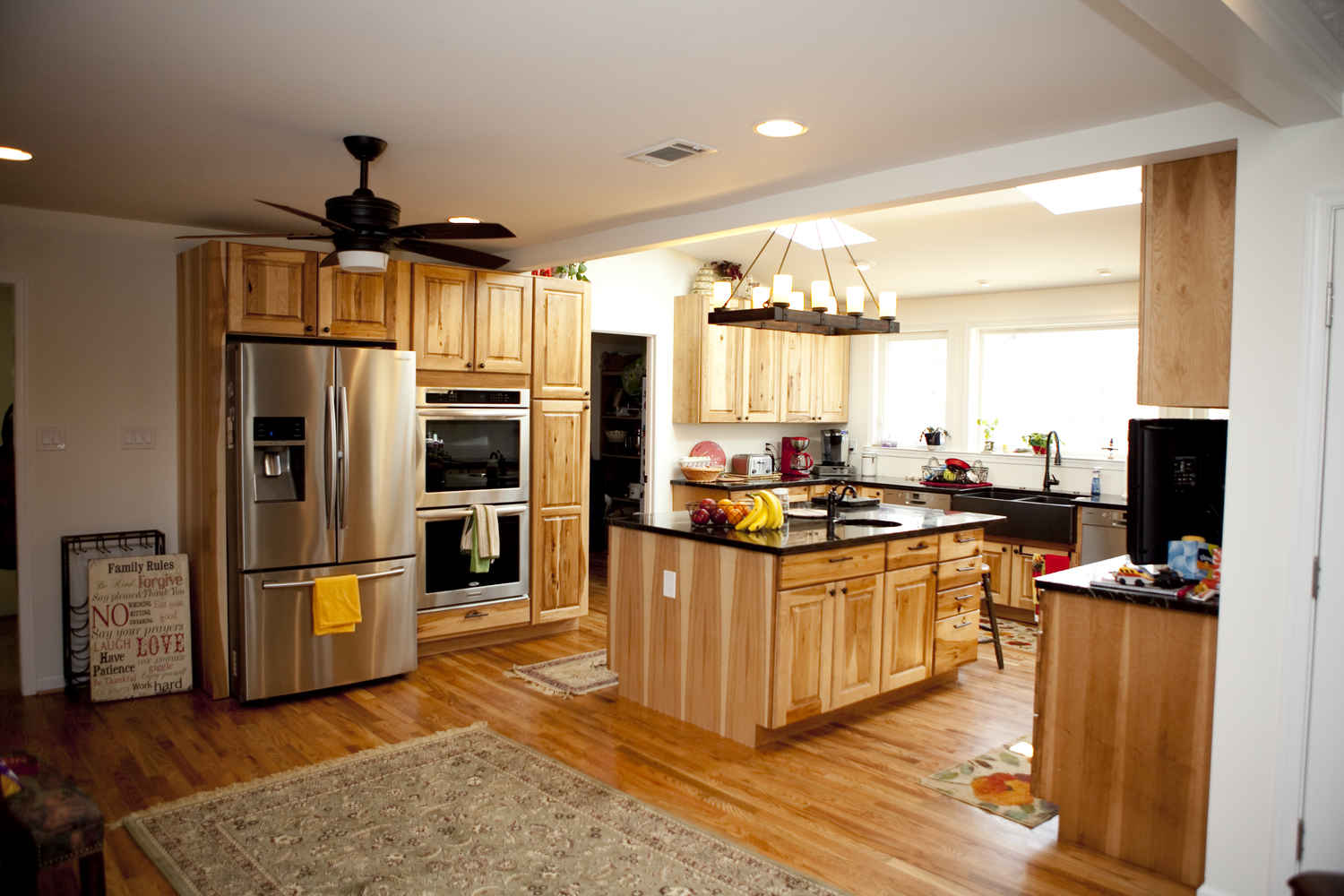 creating an outline before any remodeling job kitchen remodeling northern virginia Kitchen remodeling in Northern Virginia