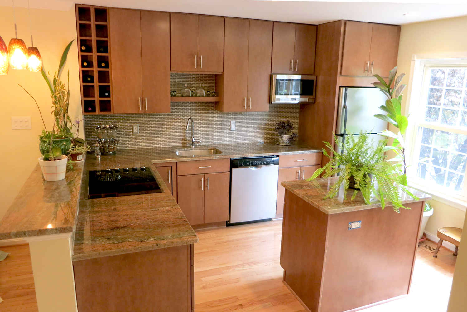 kitchen remodeling northern virginia kitchen remodeling northern virginia Kitchen remodeled by US Home Design Build